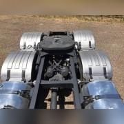 Tanque de Combustível Alumínio Caminhão Volvo FH 13 450 Litros Modelo D 20503506