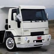 Tapa Sol Cabine para Caminhão Ford Cargo até 2011 815 816 1119 2428 2422 2626 2628 Traçado
