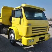 Tapa-Sol Cabine para Caminhão Vw Titan / Worker
