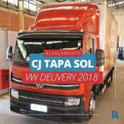 Tapa Sol Caminhão Volkswagen Delivery 2018