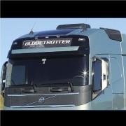 Tapa Sol Volvo FH 2015 em diante em Acrílico com Lâmina 84014254 82166469