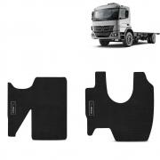 Tapete para Caminhão Mercedes Benz Atego Borracha PVC