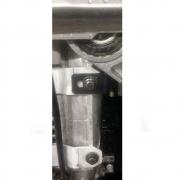 Trava Antifurto Caminhão Para Scania Série 4 114 124 Grade E Farol