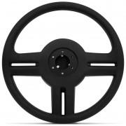 Volante Esportivo Para Iveco Tector C/cubo Mod Gol Rallye