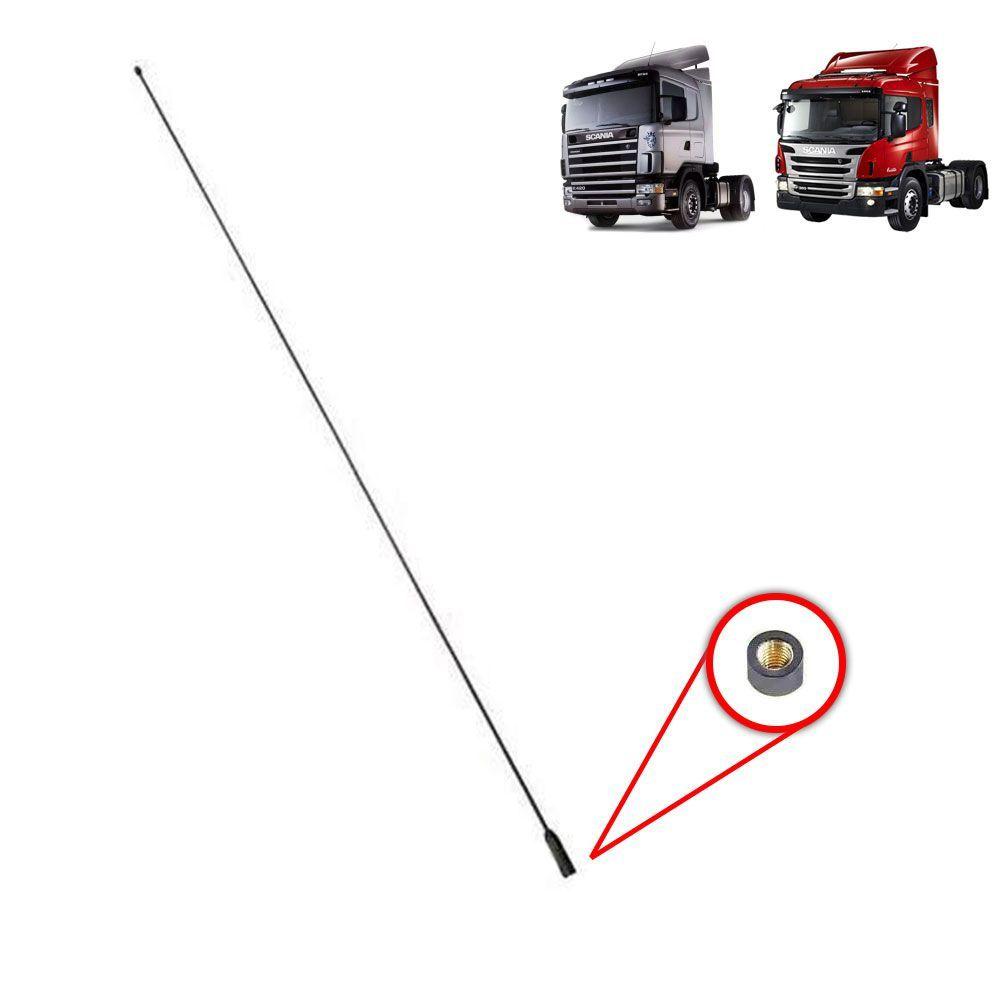 Antena de teto para Rádio Compatível com Caminhão Scania 124 S4 S5