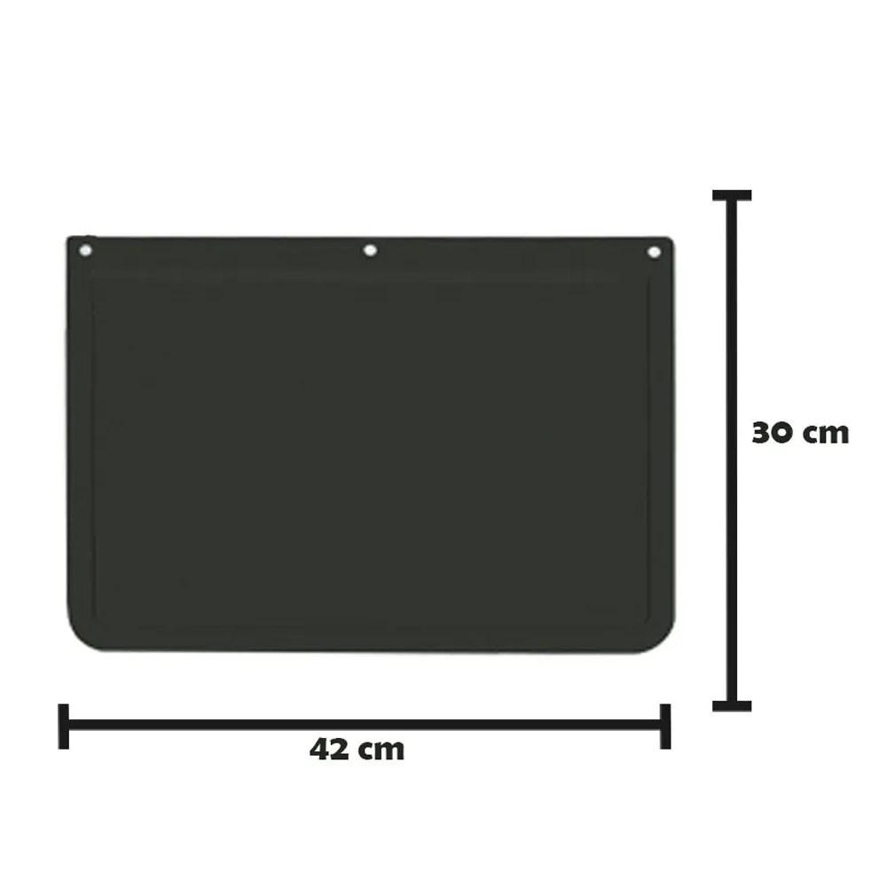 Apara Barro Injetado Liso (42X30) Par