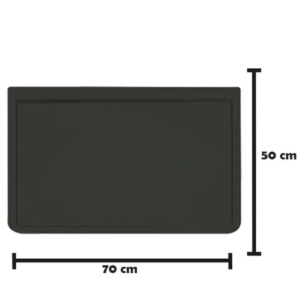 Apara Barro Injetado Liso (70x50) Par