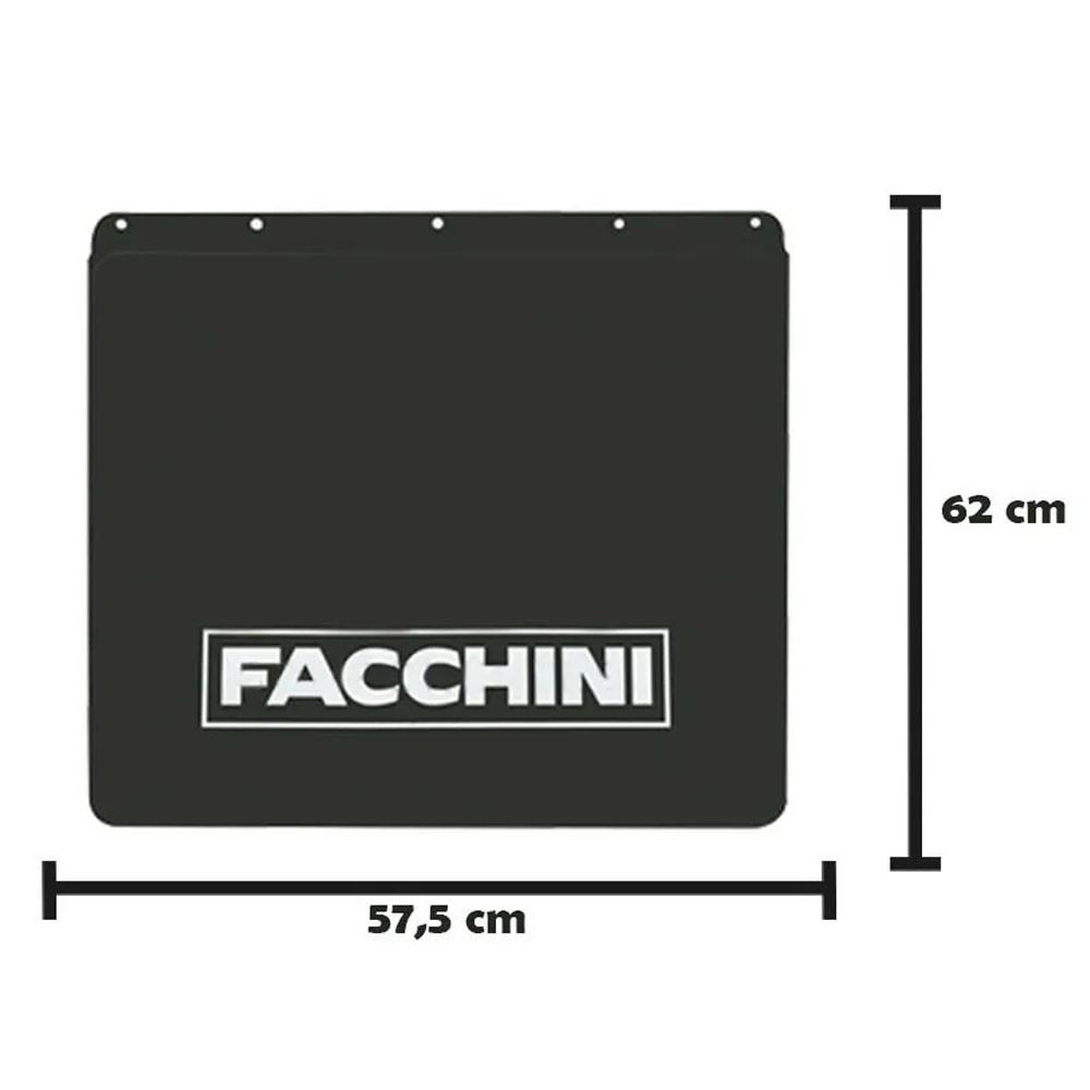 Apara Barro Injetado para Carreta Facchini (57,5x62) Par