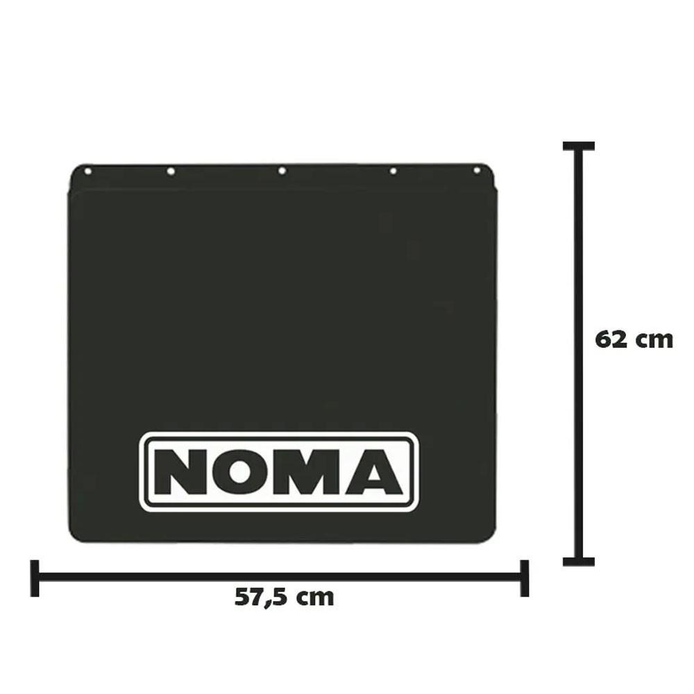 Apara Barro Injetado para Carreta Noma (57,5x62) Par