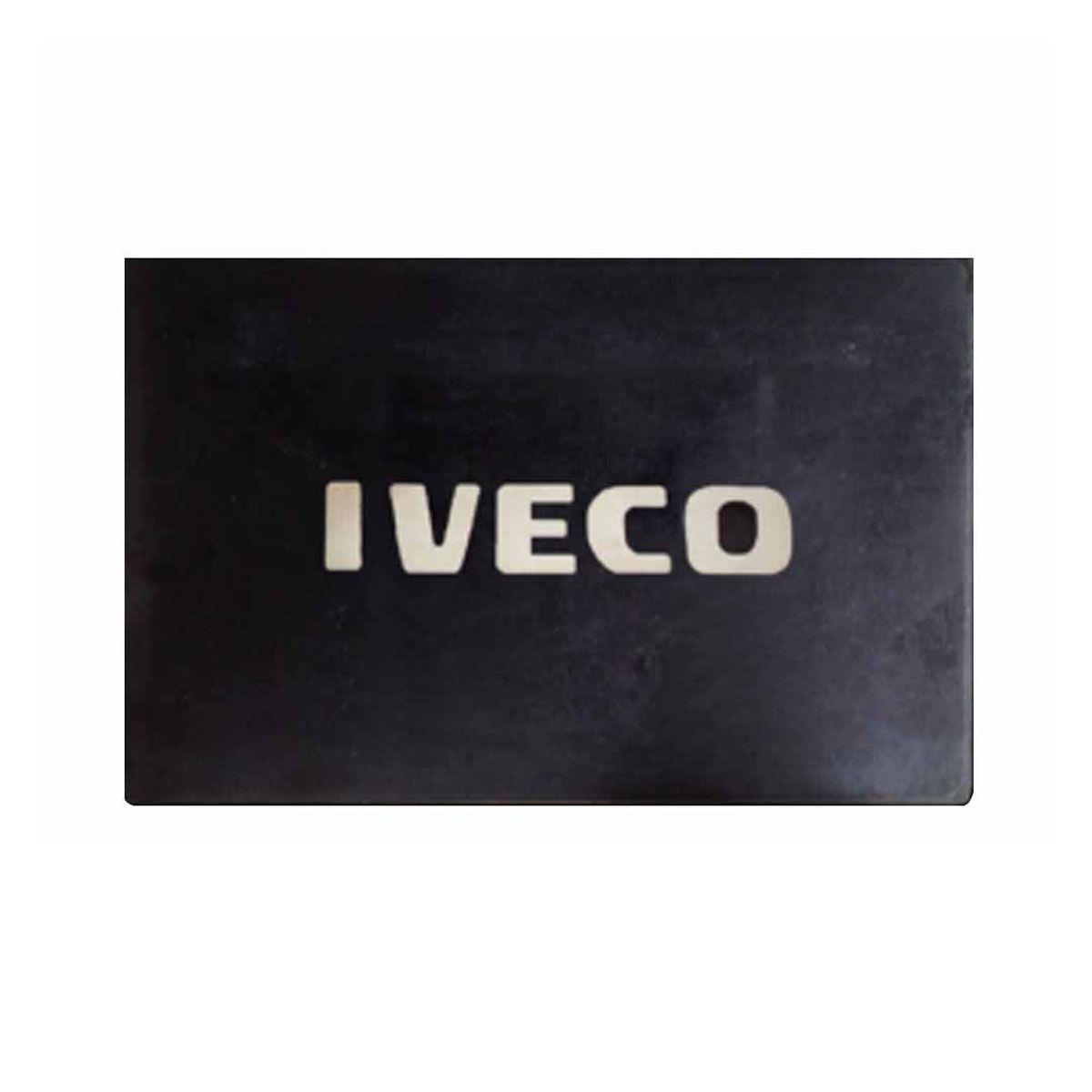 Apara Barro Traseiro Alto Relevo para Iveco (64x35)