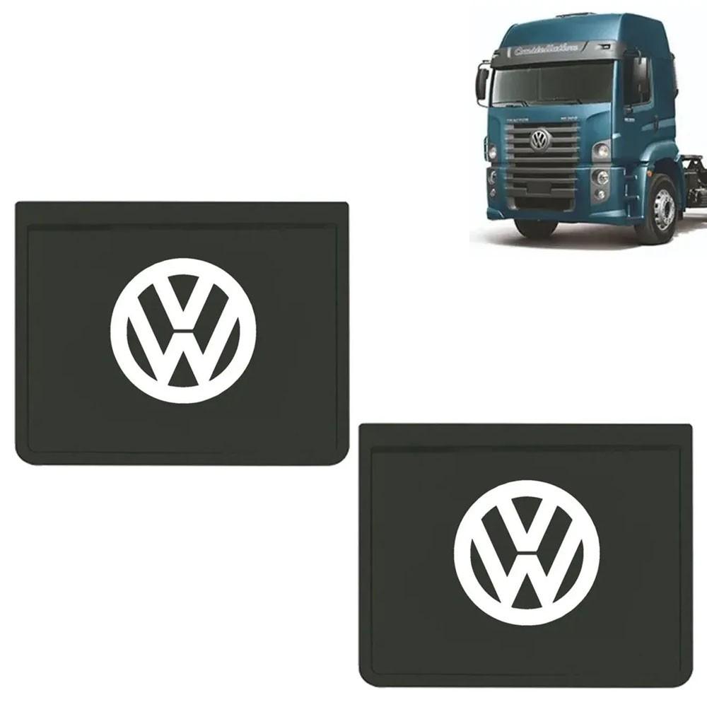 Apara Barro Traseiro Injetado para Volkswagen (60x50) Par