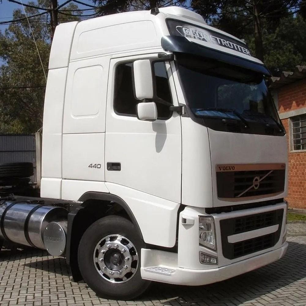 Aro Farol Auxiliar Lado Esquerdo Para Volvo Fh 2010 / 2015