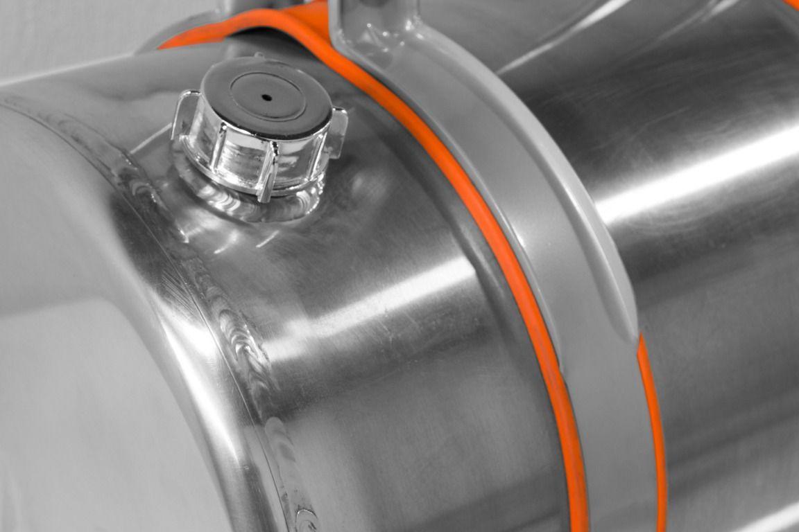 Barrica Corote de Alumínio Caminhão 30 Litros