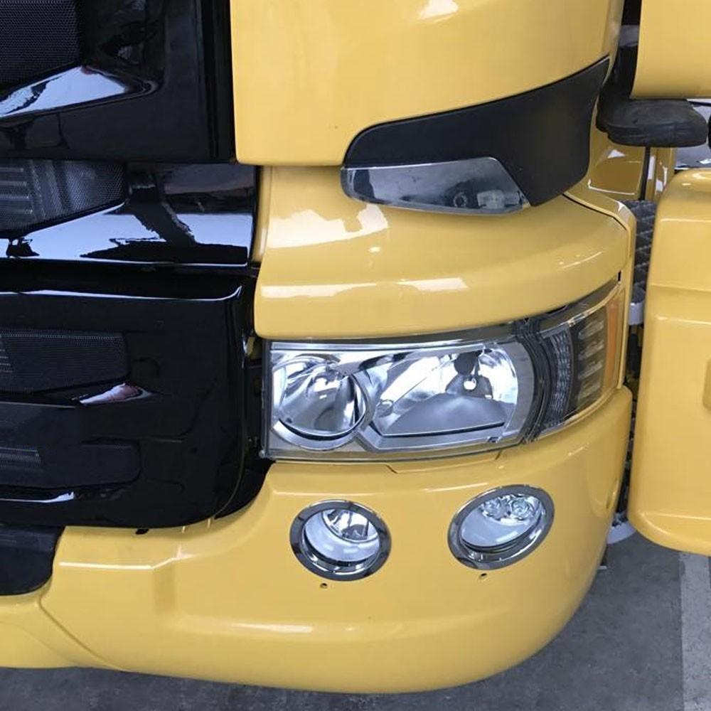 Bojo Farol Para Scania Série 5 Lado Esquerdo
