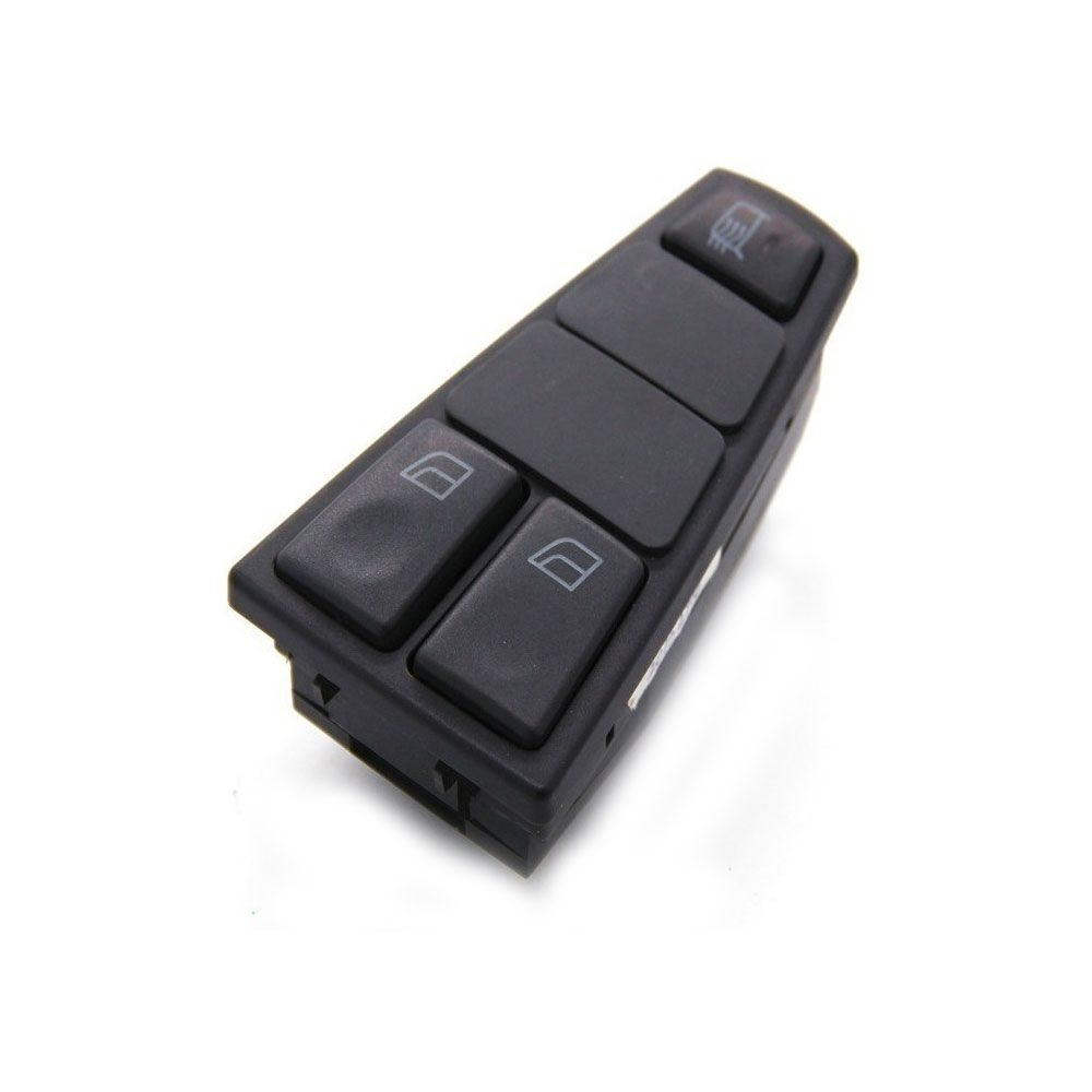 Botão de Vidro Volvo FH FM NH Simples Lado Esquerdo 20752914