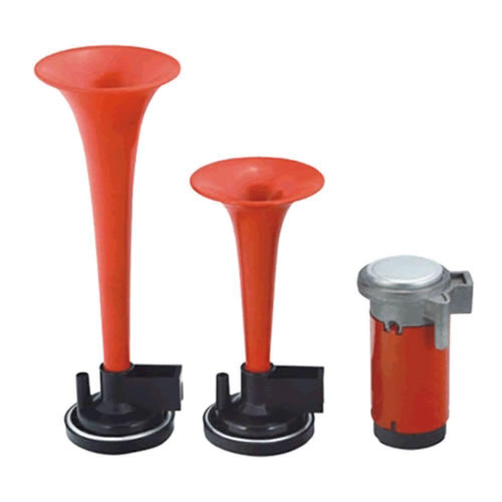 Buzina duas cornetas com compressor 24 V