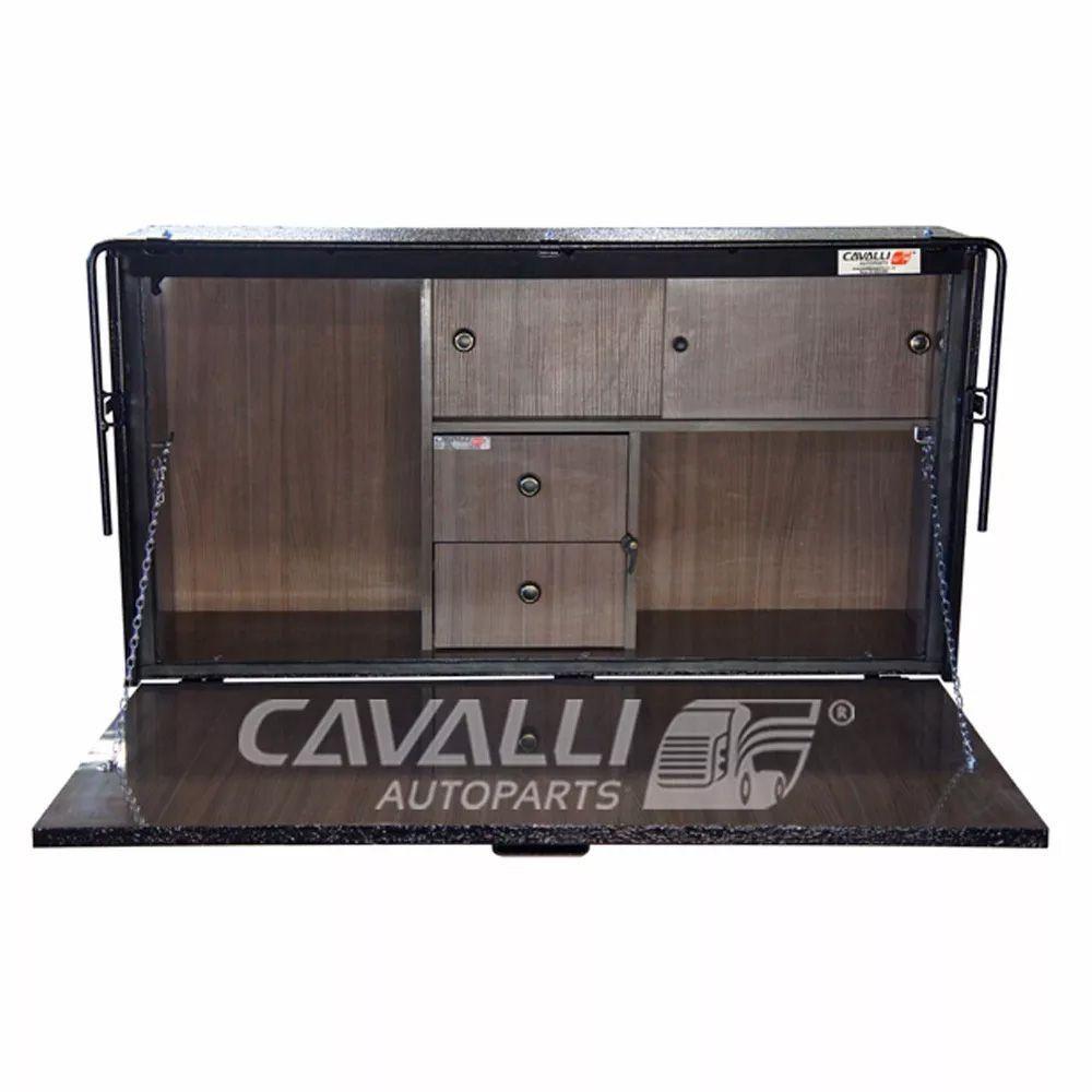 Caixa De Cozinha Cavalli Carreta Cegonheira 600 X 1100 X 300
