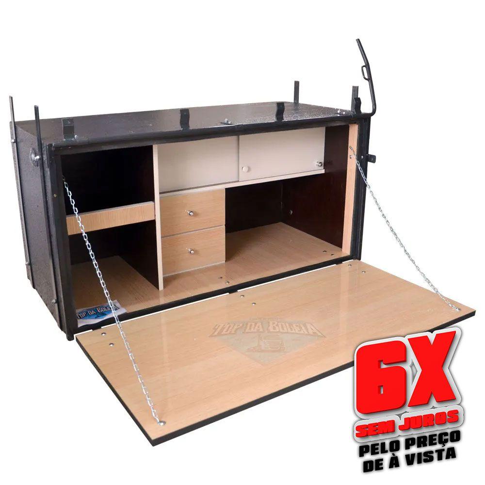 Caixa de Cozinha Cielo 120 x 55 x 60 Especial PROMOÇÃO 6X SEM JUROS NO CARTÃO