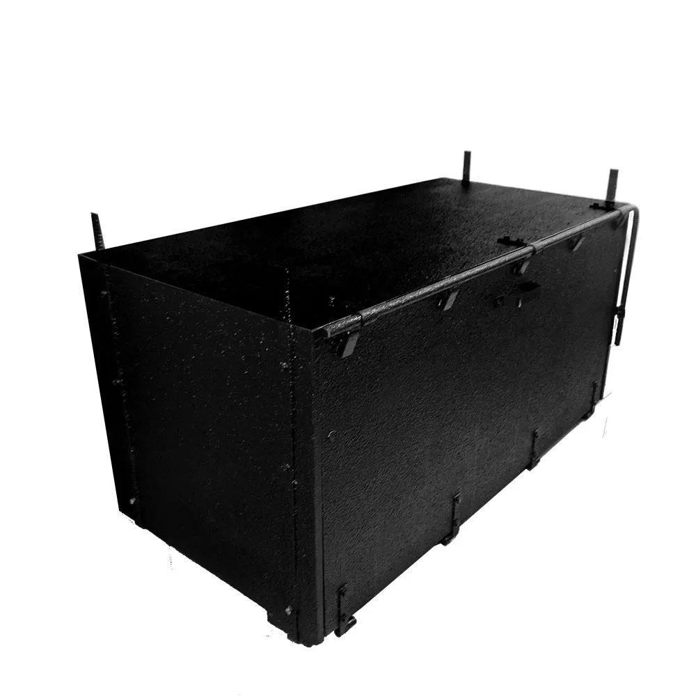 Caixa de Cozinha para Caminhão 1200 X 600 X 600
