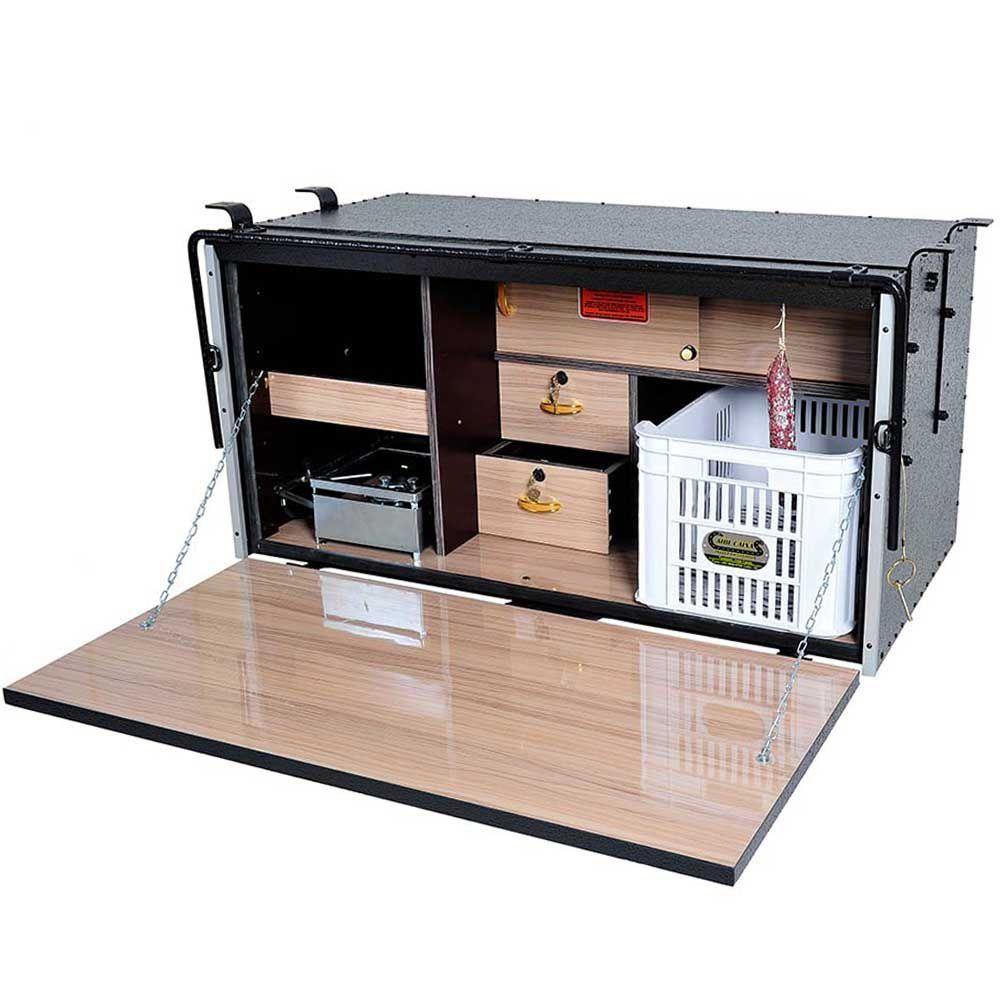 Caixa de Cozinha para Caminhão Caibi Tradicional 114 x 63 x 62