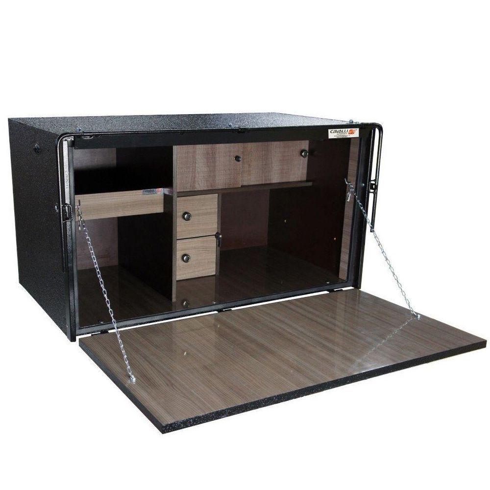 Caixa de Cozinha para Caminhão Cavalli 600 x 1100 x 600