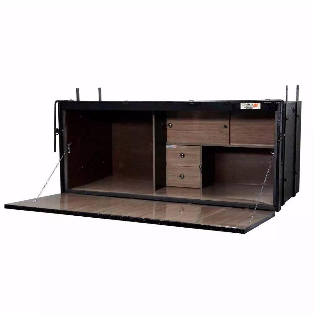 Caixa De Cozinha para Caminhão Cavalli Geladeira 645 X 1545 X 635