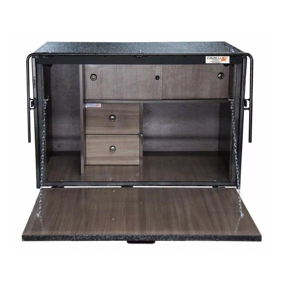 Caixa de Cozinha para Caminhão Cavalli Luxo 600 x 900 x 600