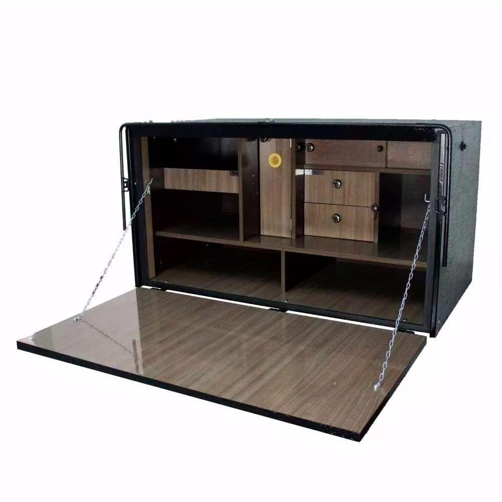 Caixa De Cozinha para Caminhão Cavalli Master (2 Andar) 600 X 1240 X 600