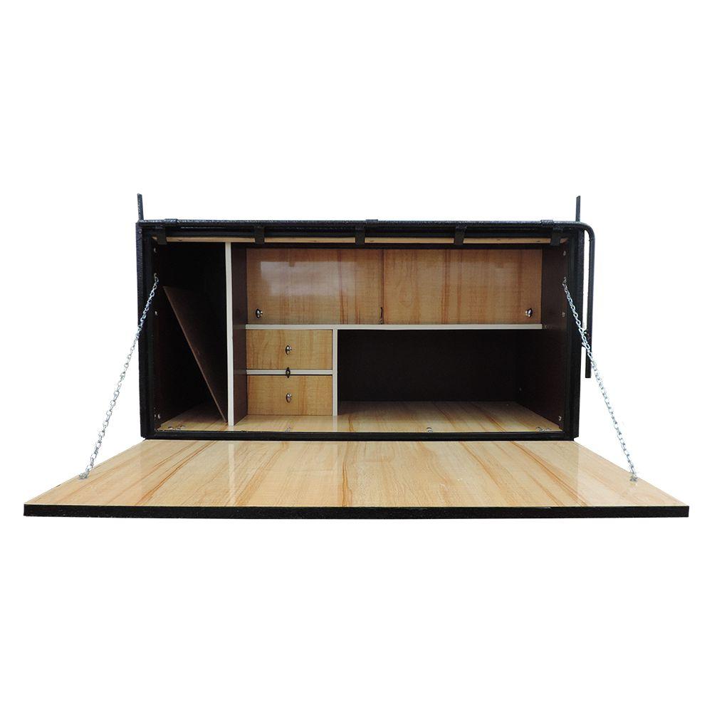 Caixa de Cozinha para Caminhão Chimba 1200 X 570 X 540