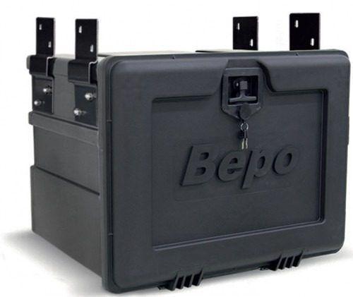 Caixa de Ferramenta Caminhão 500 x 660 x 530 com Suportes Bepo
