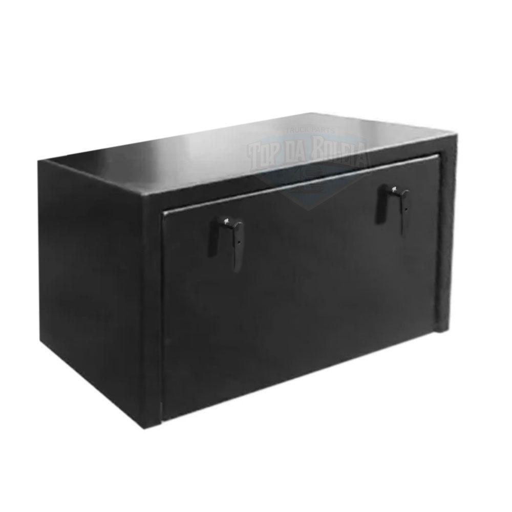 Caixa de Ferramentas para Caminhão Carreta em Metal 600 X 1000 X 600 MM