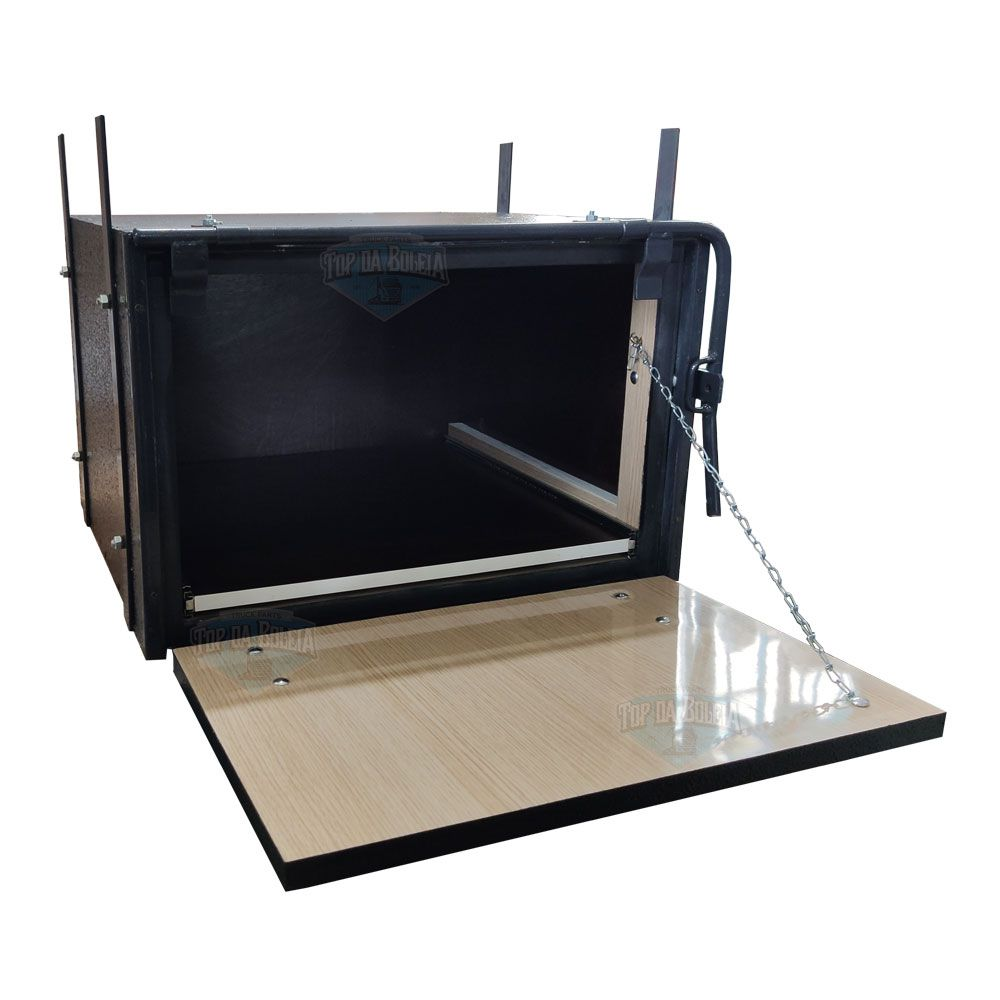 Caixa de Fogareiro para Caminhão Cielo 600 X 400 X 580