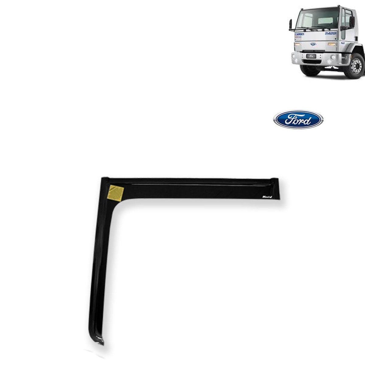 Calha de Chuva Porta para Caminhão Ford Cargo até 2011