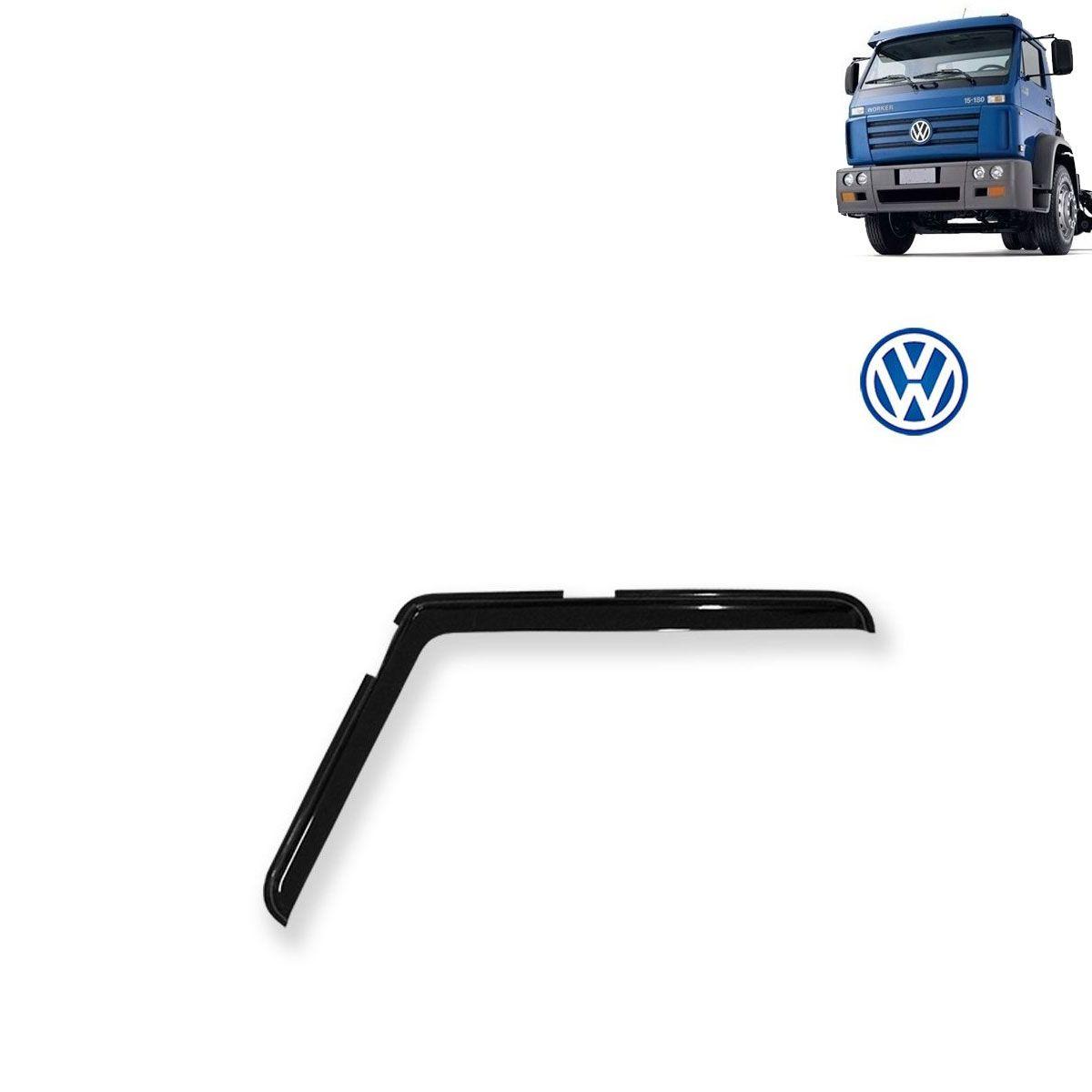 Calha de Chuva Porta para Caminhão Volkswagem Titan Tractor - Delivery Adesiva