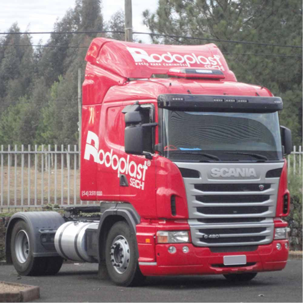 Capa de Parachoque Off Road Scania S5 Streamline 2010
