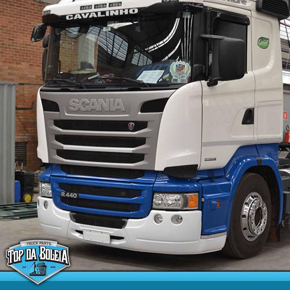 Capa de Parachoque Scania Streamline
