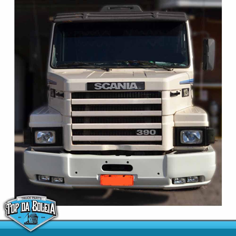 Capa do Para-choque Compatível com o Caminhão Scania 113 T Bicudo