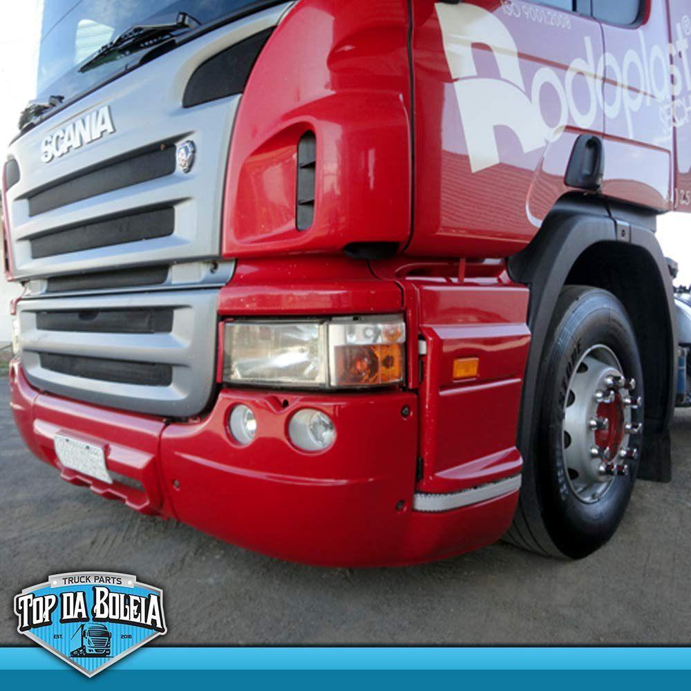 Capa Off-Road Para-Choque Compatível com o Caminhão Scania S5 até 2009