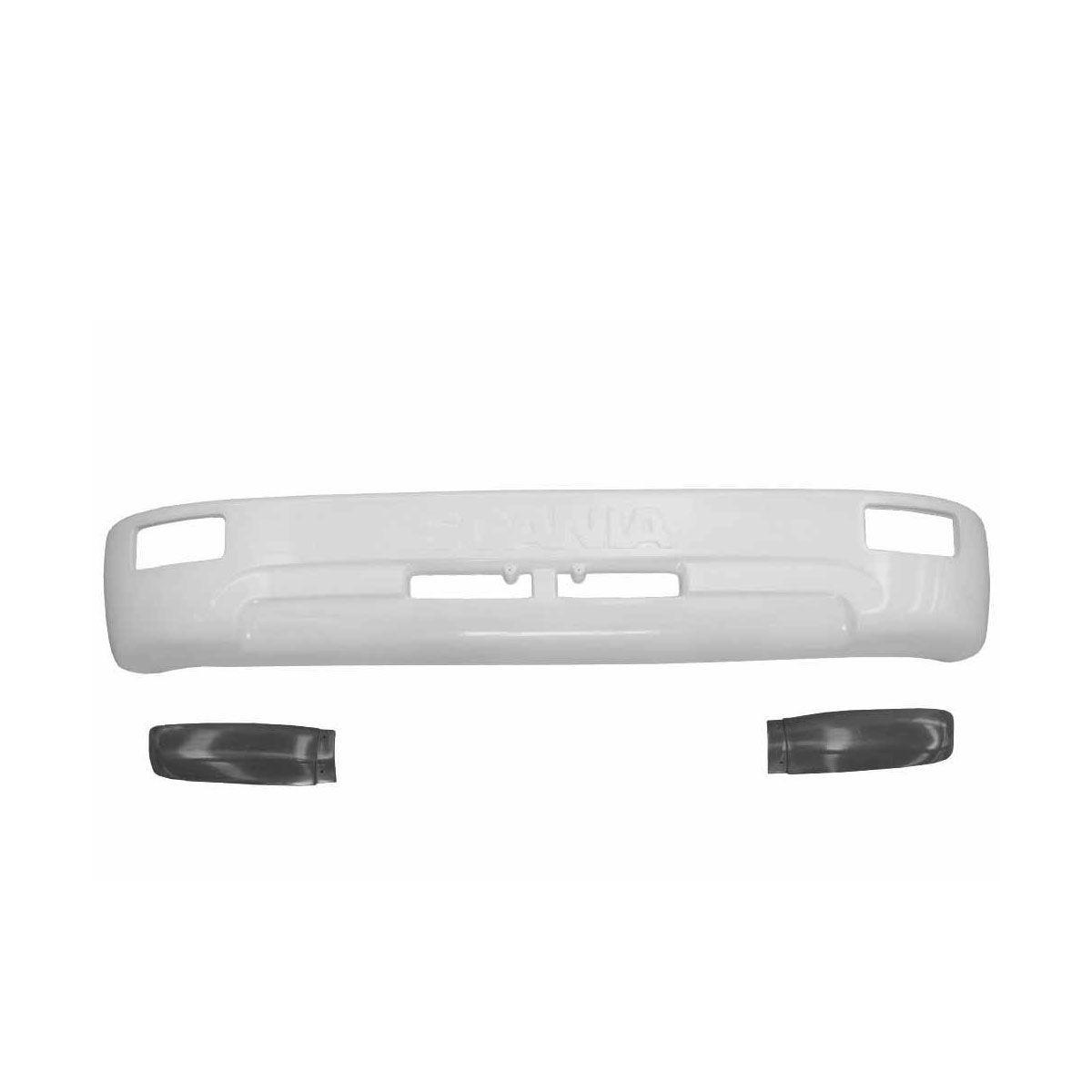 Capa Para-choque Compatível com o Caminhão Scania S4 R | T Estreita