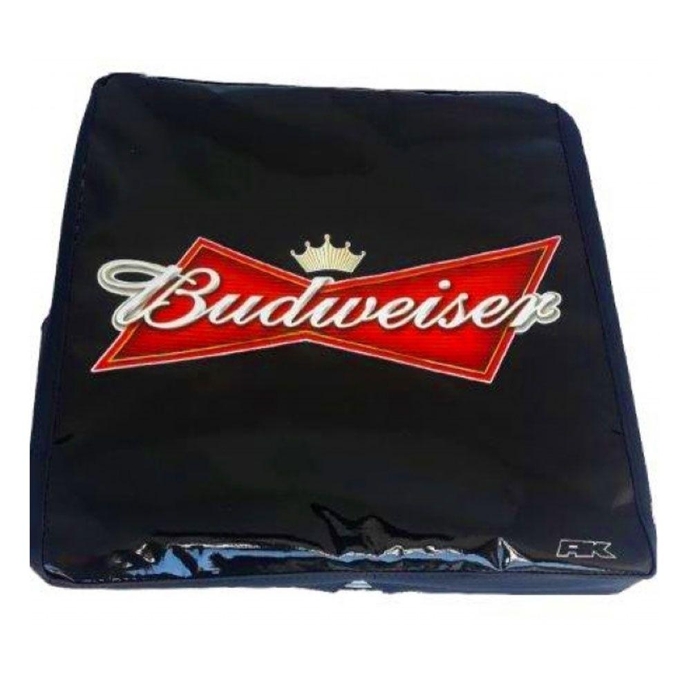Capa para Geladeira Budweiser Preta