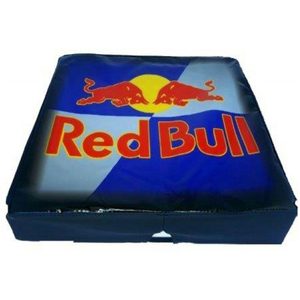 Capa para Geladeira Red Bull Colorida
