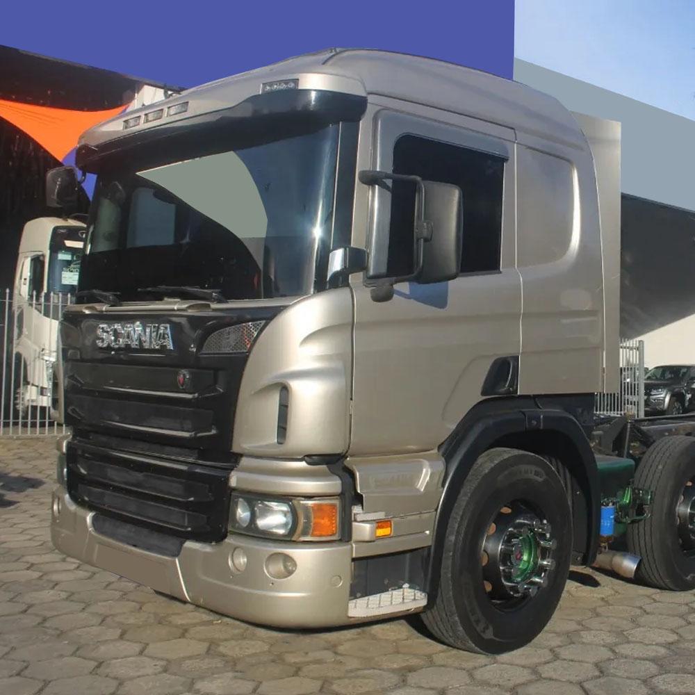 Cegonheiro Compatível com o Caminhão Scania S4|S5 Cabine P Lateral Estreita