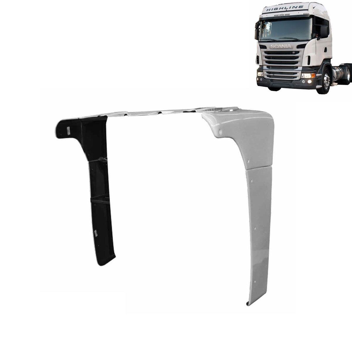 Cegonheiro Compatível com o Caminhão Scania S4   S5 Streamline   Highline com Teto