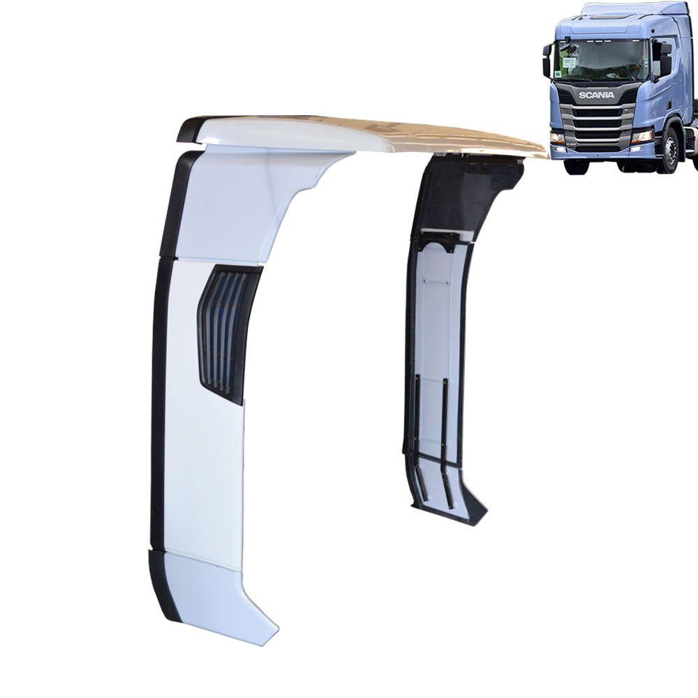 Cegonheiro Compatível com o Caminhão Scania 2019 NTG Cabine G Leito Normal com Filtro