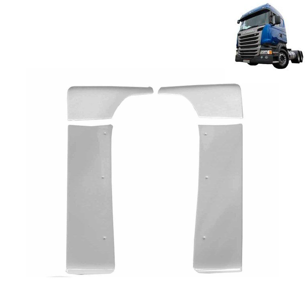 Cegonheiro Compatível com o Caminhão Scania S4 | S5 Cabine G | Streamline sem Filtro