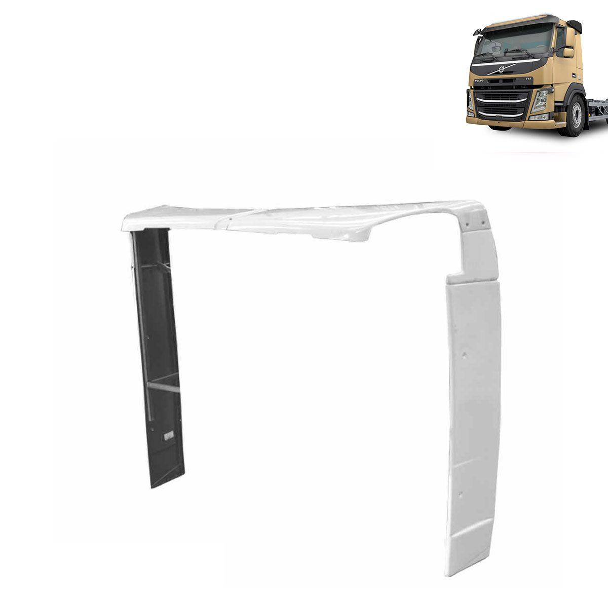 Cegonheiro para Volvo FM Novo Cabine Baixa com Teto