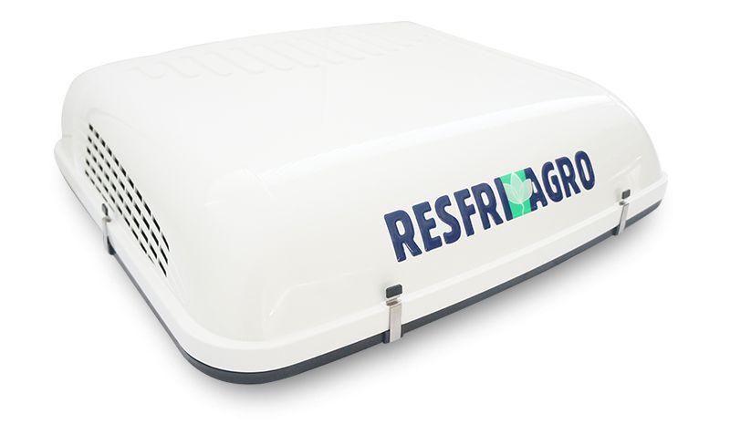 Climatizador Agrícola Resfriagro 12V com carvão ativo