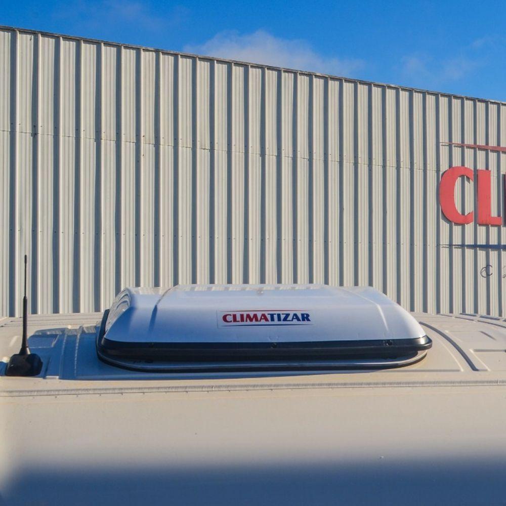 Climatizador de Ar Climatizar Evolve Compatível com Caminhão Scania NTG Cabine S
