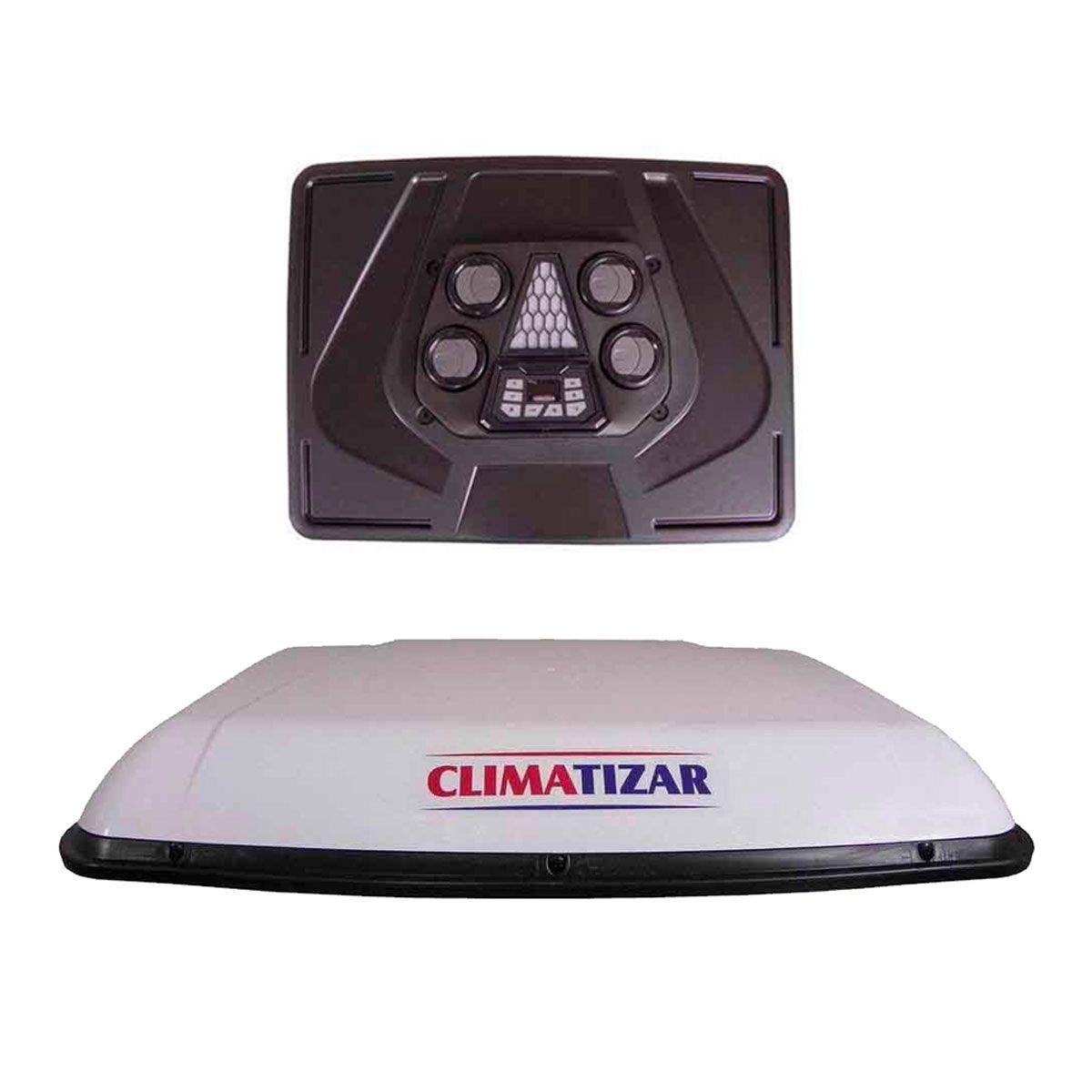 Climatizador de Ar Climatizar Evolve Compatível com o Caminhão Scania NTG Cabine G
