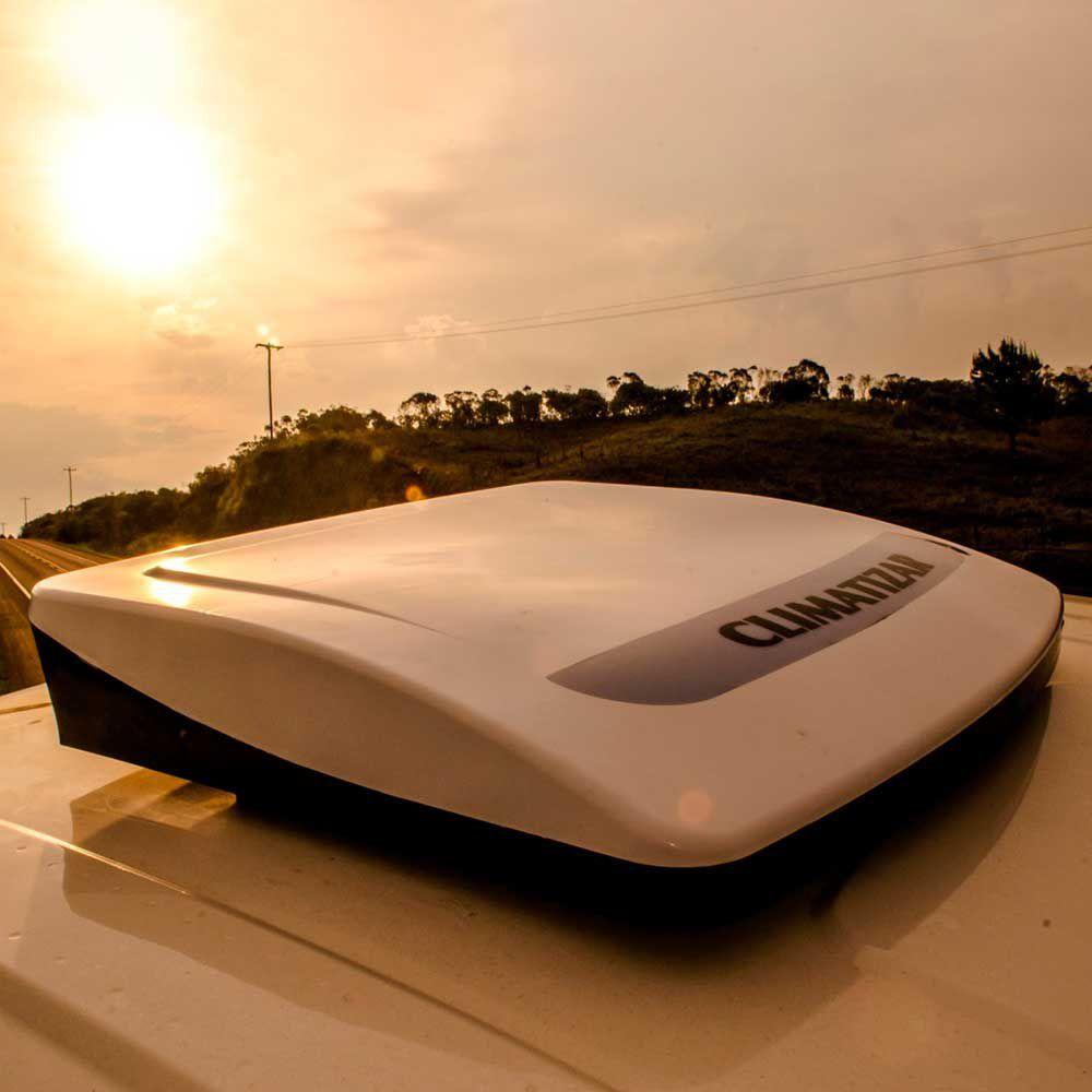Climatizador de Ar para Caminhão Motorhome Neoclim Reservatório Interno 12V 24V